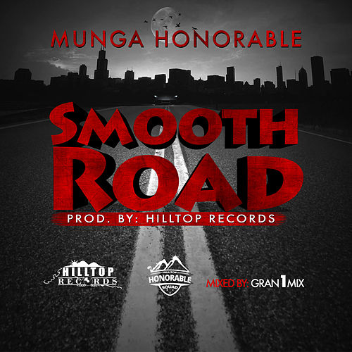 Smooth Road by Munga