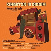 Play & Download Kingston 16 Riddim by Various Artists | Napster