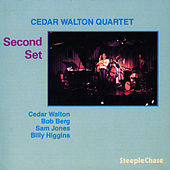Play & Download Second Set by Cedar Walton | Napster