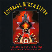 Healing & Peyote Songs in Sioux & Navajo von Primeaux, Mike & Attson