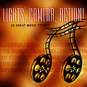 Lights, Camera, Action! - 20 Great Movie Themes by Crimson Ensemble