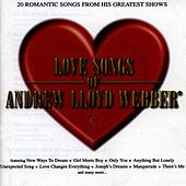 Love Songs of Andrew Lloyd Webber by Crimson Ensemble