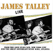Play & Download Live by James Talley | Napster