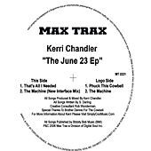 Play & Download The June 23 EP by Kerri Chandler | Napster