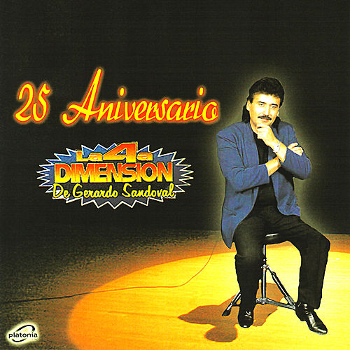 Play & Download 25 Aniversario by Gerardo Sandoval | Napster