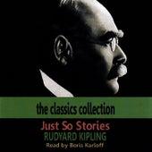 Just So Stories by Boris Karloff