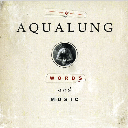 Play & Download Words & Music by Aqualung | Napster