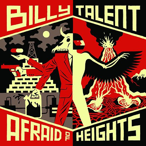 Play & Download Afraid of Heights by Billy Talent | Napster