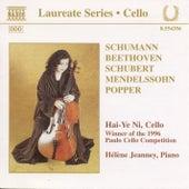 Play & Download Cello Recital by Hai-Ye Ni | Napster