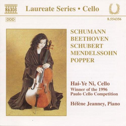 Cello Recital by Hai-Ye Ni