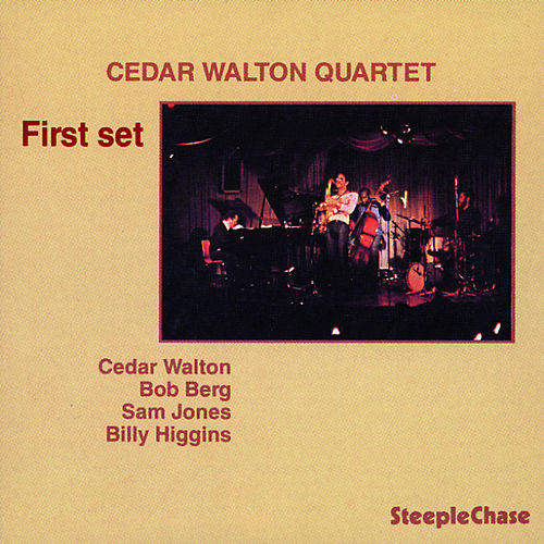 Play & Download First Set by Cedar Walton | Napster