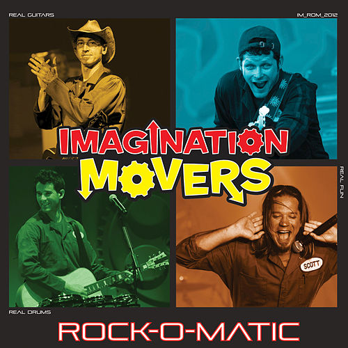 Play & Download Rock-O-Matic by Imagination Movers | Napster