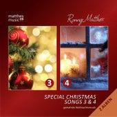 Play & Download Special Christmas Songs, Vol. 3 & 4 (Doppelalbum) - Gemafreie Weihnachtsmusik [Deutsche & Englische Weihnachtslieder] by Various Artists | Napster