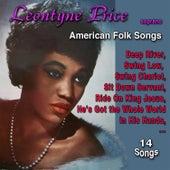 Leontyne Price Sings American Folk Songs de Leontyne Price
