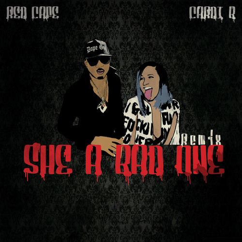 She A Bad One (BBA) by Red Cafe
