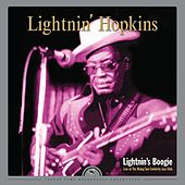 Lightnin's Boogie: Live at The Rising Sun Celebrity Jazz Club (Remastered) by Lightnin' Hopkins
