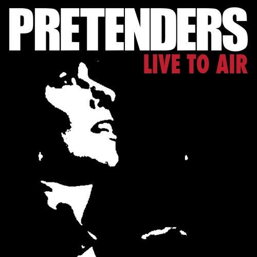 Live To Air (Live) von Pretenders