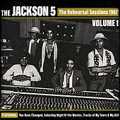 The Rehearsal Sessions by The Jackson 5