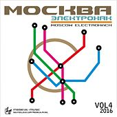 Moscow Electrohack 4 by Majed Salih