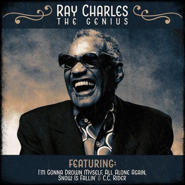Ray Charles - Genius + Soul = Jazz, Live!