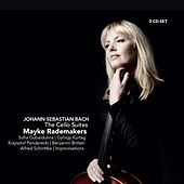 Johann Sebastian Bach: The Cello Suites by Mayke Rademakers
