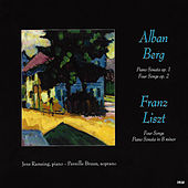 Play & Download Alban Berg - Franz Liszt by Pernille Bruun | Napster