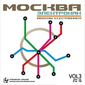 Moscow Electrohack 3 by Majed Salih