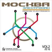Moscow Electrohack 2 by Majed Salih