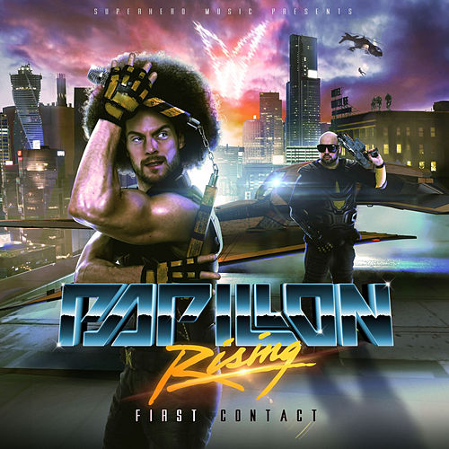 First Contact by Papillon Rising