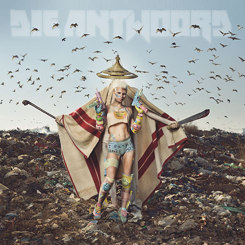 Mount Ninji and da Nice Time Kid de Die Antwoord