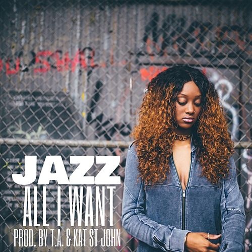 All I Want de Jazz Anderson