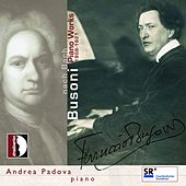 Play & Download Bach busoni by Andrea Padova | Napster