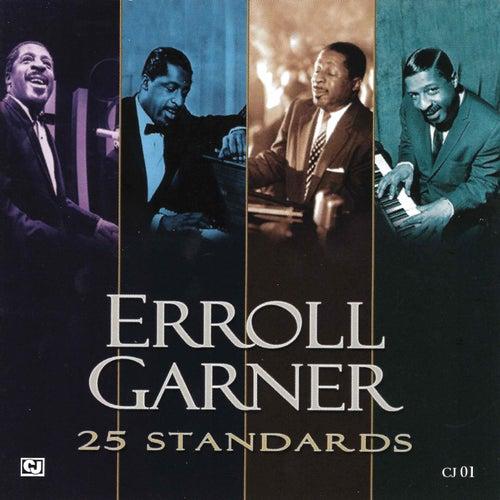 25 Standards by Erroll Garner