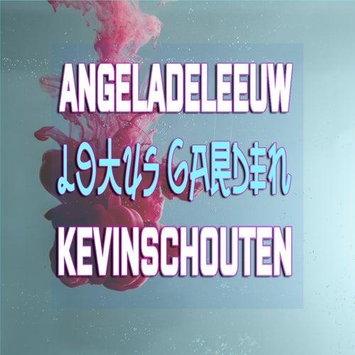 Lotus Garden di Angela de Leeuw