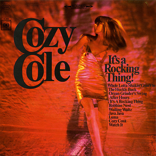 It's a Rocking Thing! by Cozy Cole