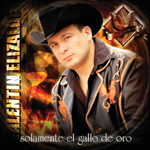 Play & Download Solamente El Gallo De Oro by Valentin Elizalde | Napster