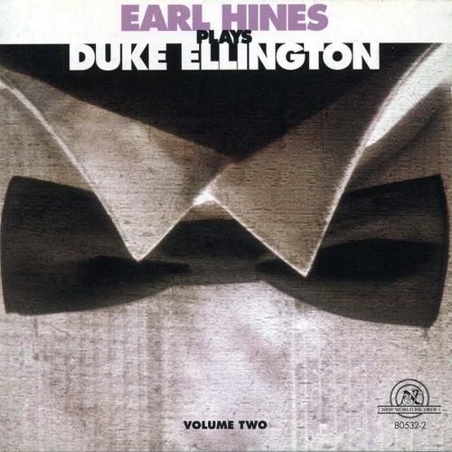 Earl Hines Plays Duke Ellington Volume II by Earl Fatha Hines