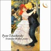 Pyotr Tchaikovsky. Piano Music by Sviatoslav Richter