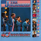 Play & Download 40th Anniversary by The Jordanaires | Napster