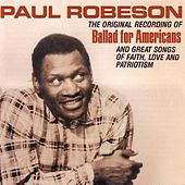 Ballad For Americans by Paul Robeson