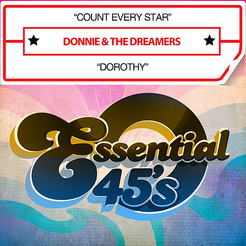 Play & Download Count Every Star / Dorothy (Digital 45) by Donnie | Napster