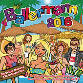 Ballermann 2016 - Die besten Mallorca XXL Schlager Hits - Party vom Opening bis zum Closing und Oktoberfest - Discofox mit Yaya und Kolo bis 2017 by Various Artists