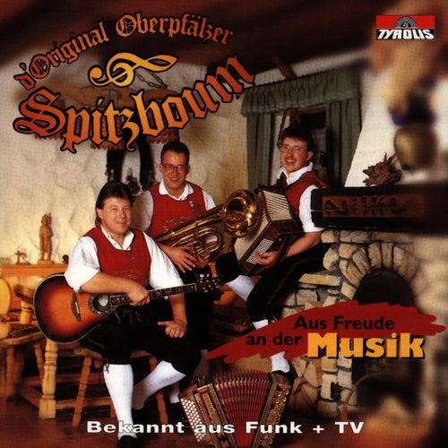 Aus Freude an der Musik by D'original Oberpfälzer Spitzboum