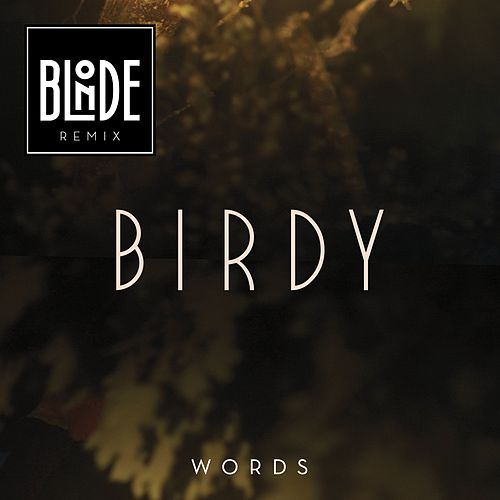 Play & Download Words (Blonde Remix) by Birdy | Napster