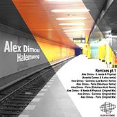 Halemweg Remixes, Pt. 1 by Alex Dimou