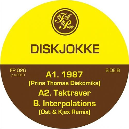 Play & Download 1987 by diskJokke | Napster