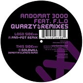 Quarzy EP Remixes feat. F.L.O by Andomat 3000