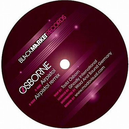 Play & Download Airpistol by Osborne | Napster