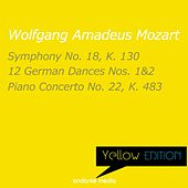 Yellow Edition - Mozart: Symphony No. 18, K. 130 & Piano Concerto No. 22, K. 483 by Various Artists