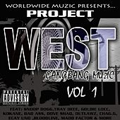 Play & Download Project West: Gangbang Muzic by Project West | Napster